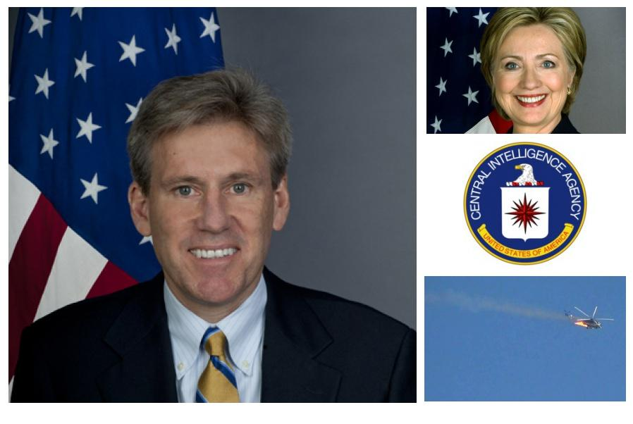 Ambassador Stevens 1776 Channel Collage