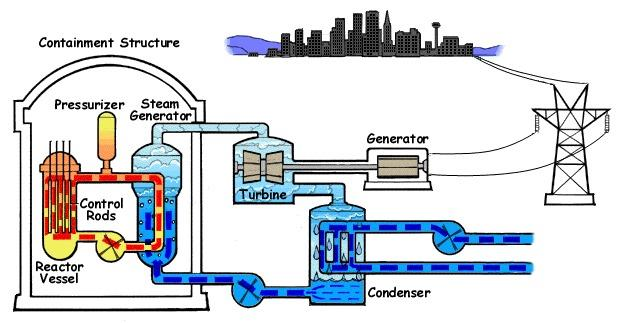 Pressurized Water Reactor (Source: NRC)