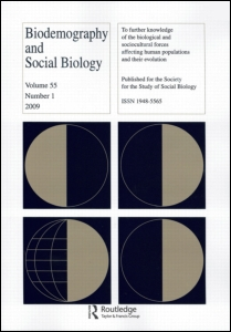 "Eugenics journal ""Biodemography and Social Biology"" was formerly known as ""Eugenics Quarterly."""