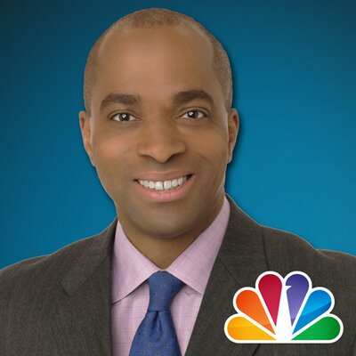 NBC/MSNBC reporter Ron Allen (Image credit: NBC/Twitter)