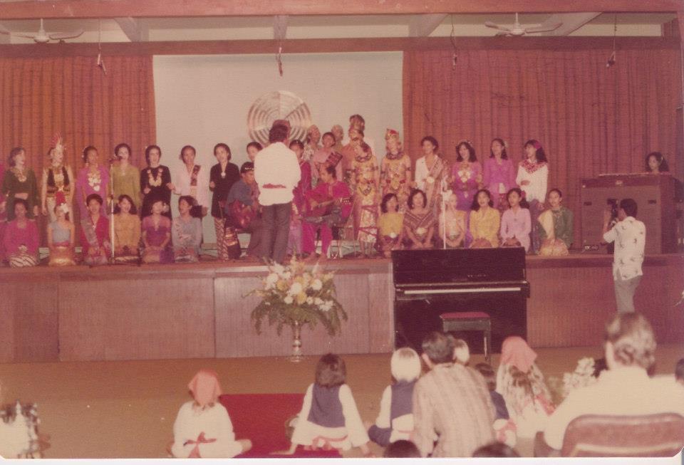 Subud Jakarta, circa early 1970s