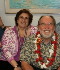 Former Hawaii Director of Health Loretta 'Deliana' Fuddy (pictured with former Hawaii Governor Neil Abercrombie). (Facebook)