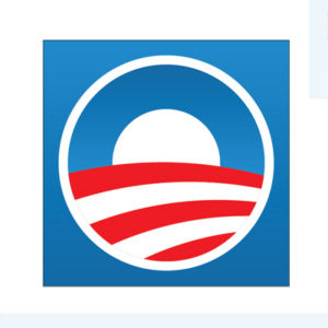 Obama campaign logo designed by Sol Sender.