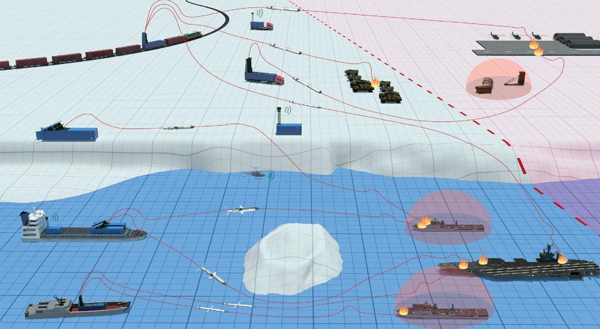 Club-K Container Missile System ROSOBORONEXPORT