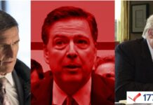 MICHAEL FLYNN AND JAMES COMEY AND DONALD TRUMP - 1776 CHANNEL